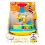 Brinquedo Infantil Bebe Bolinhas Pula Pula Divertidas