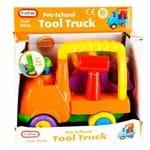 Brinquedo Infantil Meu Primeiro Caminhão - Fun Time
