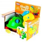 Brinquedo Infantil Tartaruga Figuras de Encaixe
