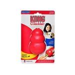 Brinquedo Interativo para Cachorro - Kong Classic Medium T2