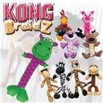 Brinquedo Kong Braidz Trançado Médio - Kong Brinquedo Kong Braidz Trançado Médio - Kong