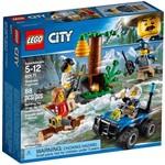 Brinquedo Lego City Fugitivos da Montanha 60171