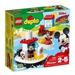 Brinquedo Lego Duplo o Barco do Mickey 10881