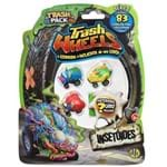 Brinquedo Miniaturas Colecionaveis Trash Wheels