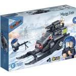 Brinquedo Missão Águia Snowmobile 168 Peças 6212 - Banbao
