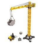 Brinquedo Monte Seu Guindaste 420 Peças Machine Maker Dtc
