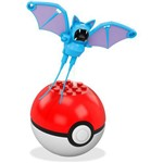 Brinquedo para Montar Mega Construx Pokemon Bola Mattel