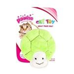 Brinquedo Pawise para Gatos Crinkle Turtle