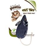 Brinquedo Pawise Rato para Gatos - Jeans