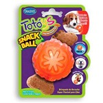 Brinquedo Pet Totoys Snack Ball Chalesco