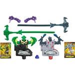 Brinquedo Pião Beywarrior Bahamoote e Orochi - Hasbro