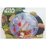 Brinquedo Star Wars Fightpod Propulsor com 7 Figuras (10 Peças no Total)