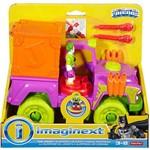 Brinquedo Super Friends Veículo - a Surpresa do Coringa - Imaginext