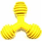 Brinquedo Triangulo Borracha Furacao Pet - Medio