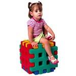 """Brinquedos de Montar """"Cubo Monte Play"""" - Alpha Brinquedos"""