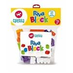 Brinquedos de Montar Riva Block 42 Pecas