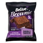 Brownie Sem Glúten Protein - Double Chocolate - Belive