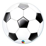 Bubble 22 Polegadas - Bola de Futebol - Qualatex