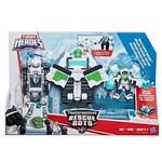 C0212 Transformers Playskool Boulder Resgate Ártico