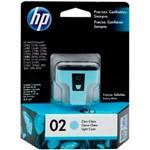 Cabeça de Impressão Vivera 02 - Cyan 5,5ml - C8774WL - HP