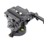 Cabeca Fluida para Tripe Dslr ou Video - Vh-05 Video - 3,5kg