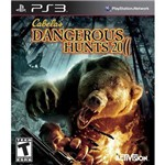 Cabela's Dangerous Hunts 2011 - Ps3