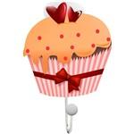 Cabideiro de Parede Cupcake 62221 - Kapos