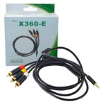 Cabo Av Audio e Video para Xbox 360 Super Slim