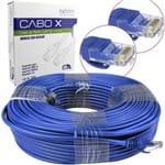 Cabo de Rede Cat5e Patch Cord de 50 Metros Ethernet Montado