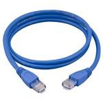 Cabo de Rede Plus Cable Patch Cord Categoria 6 10 Metros Pc-eth6e10001 Azul