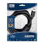 Cabo Hdmi 1.4v High Speed Mxt, Gold 3.0m C/ Filtro Economic