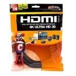 Cabo MINI HDMI para HDMI 1.4 Ultra HD 3D, 2 Metros - Cirilo Cabos