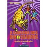 Cacada ao Velociraptor (a Caverna dos Dinossauros