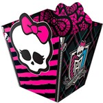 Cachepot Pequena Monster High Teen 8 Unidades Regina Festas