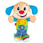 Cachorrinho Aprendendo a se Vestir Fisher-price