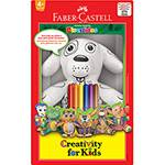 Cachorrinho Divertido Creativity For Kids Faber-Castell