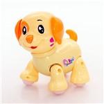 Cachorrinho Musical HA0063 Amarelo Amarelo