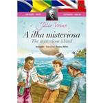 Cad- Classicos Bilingues - Ilha Misteriosa, a