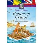 Cad- Classicos Bilingues - Robinson Crusoe