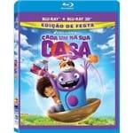 Cada um na Sua Casa (Blu-Ray 3D + Blu-Ray 2d)
