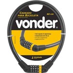 Cadeado Vonder C/ Segredo 60cm