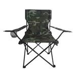 Cadeira Aurora Camuflado Exército Ca0007 - Echolife