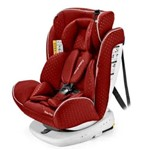 Cadeira Auto Fisher Price Easy 360° Fix Vermelho 0 a 36kg - BB574