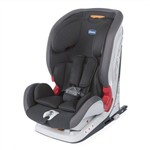Cadeira Auto Youniverse Isofix 9 a 36kg Jet Black (Preto) - Chicco