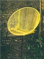 Cadeira Balaio Amarela