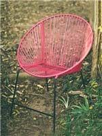 Cadeira Balaio Pink
