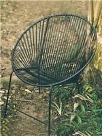 Cadeira Balaio Preta