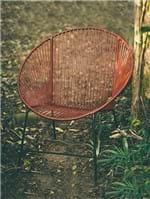 Cadeira Balaio Vermelha