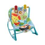 Cadeira Balanço Fisher-Price Tucano Azul