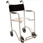 Cadeira Banho Pop Aluminio Jaguaribe
